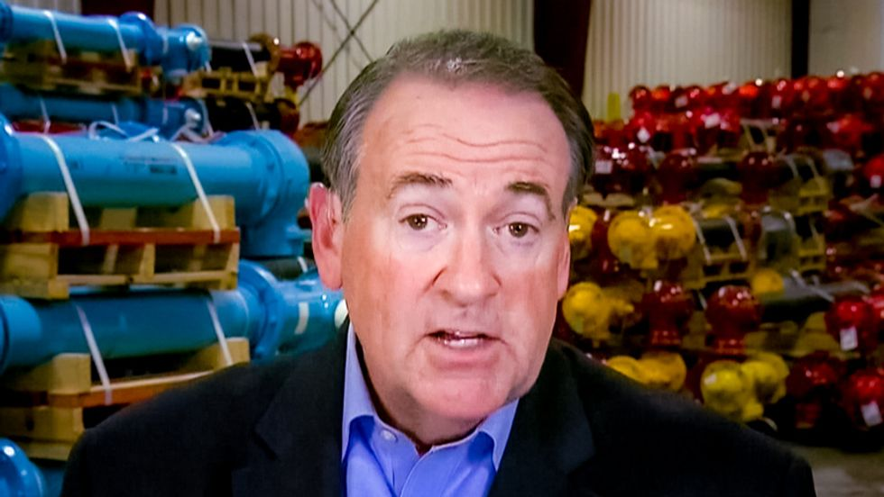 Mike Huckabee defends Bible cancer cure scam: It's like selling 'catheters or adult diapers'
