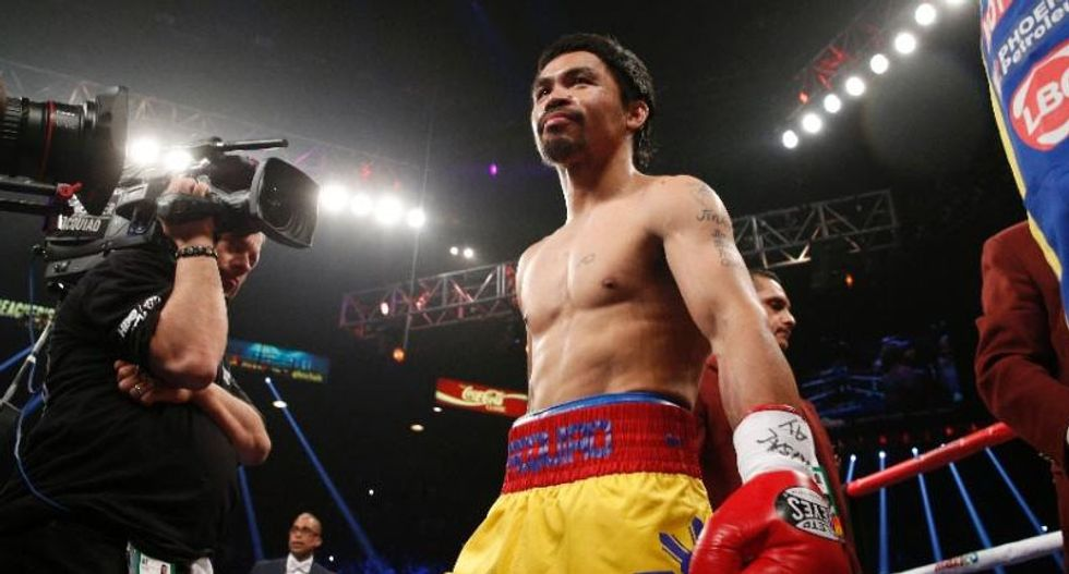 Dud of the century: Lawsuits pile up over Pacquiao injury