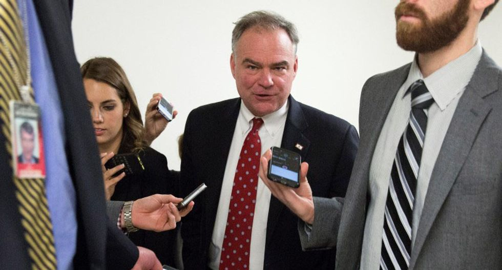 Senator on Islamic State fight: 3,300 bombing runs -- and Congress still won't call a war a war