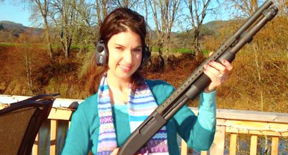 Woman named Jade Helm sick of the conspiracy theories -- but she agrees it's 'a kick-ass name'