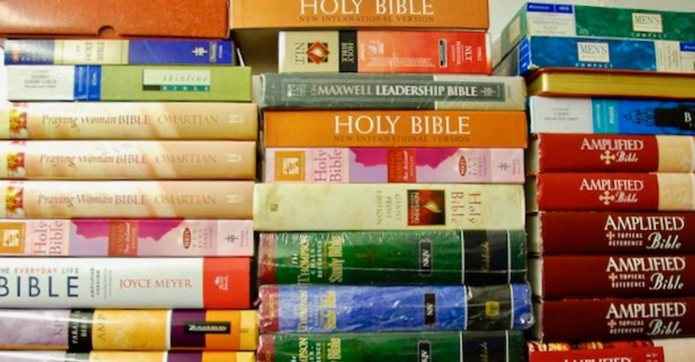 Bills requiring public schools to teach the Bible are flooding state legislatures – some are becoming law