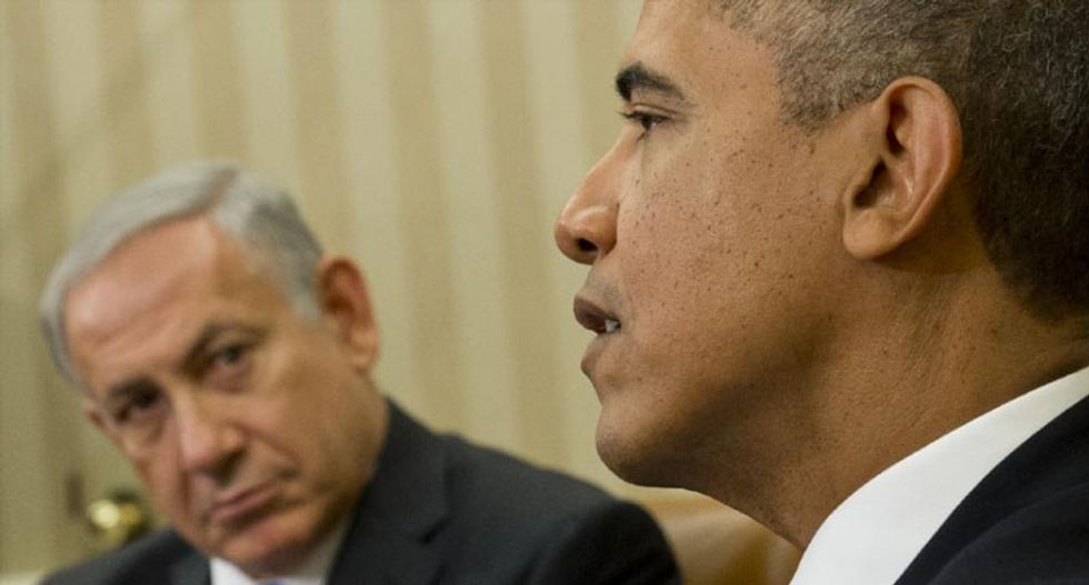 Obama ready to work with new Israeli government