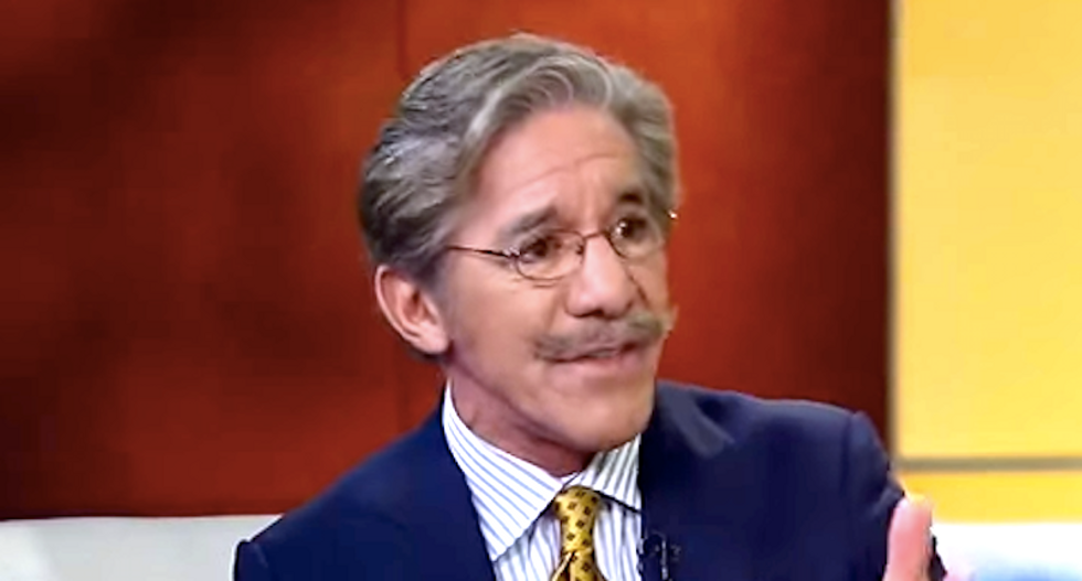 Fox News' Geraldo Rivera turns his back on Trump after racist furor: His 'critics were much more right than I'
