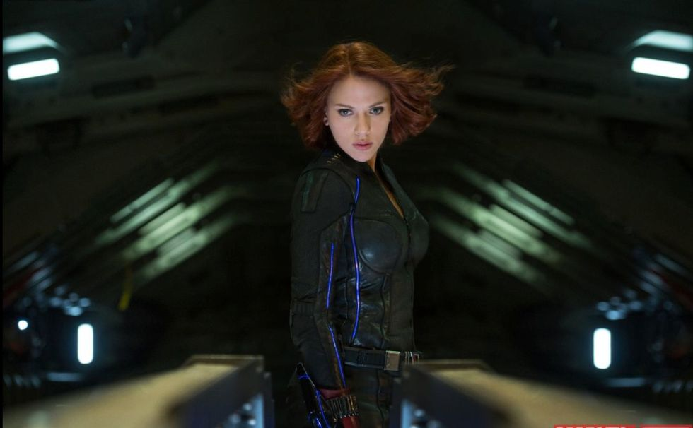 In defense of Black Widow in Age of Ultron
