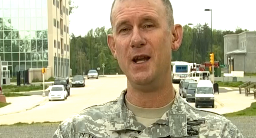 Army colonel's C-SPAN segment turns into caller freakout about military Armageddon