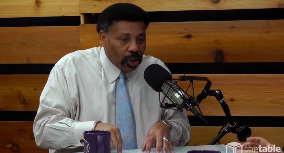 Pastor: Black families made a lot more progress as slaves