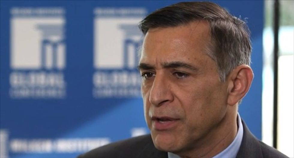 Rep. Darrell Issa's Trump support could cost him as Dem Marine opponent surges