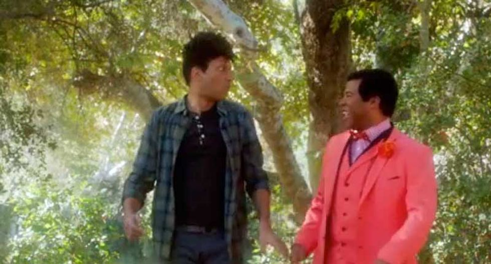 WATCH: Key & Peele tour 'Negrotown' -- a magical land without racism
