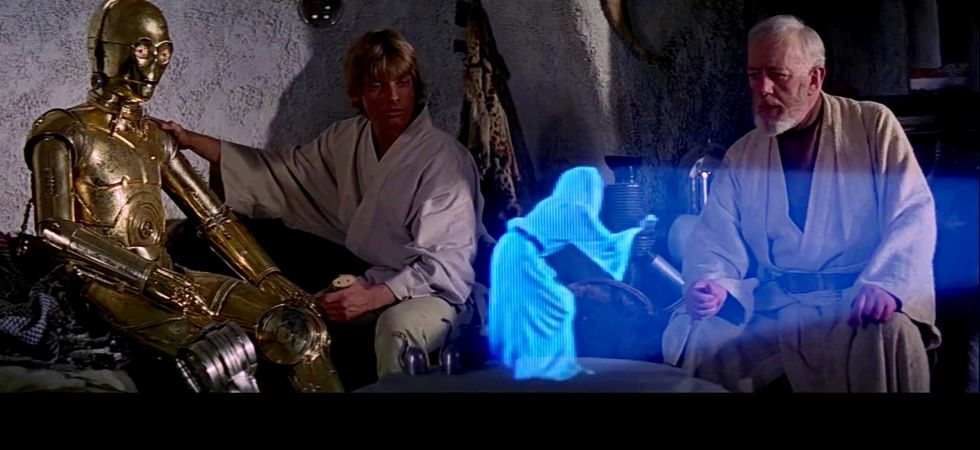 Sci-Fi holograms one step closer to reality
