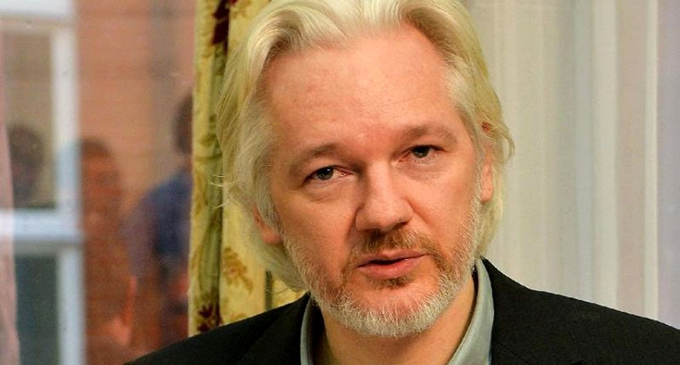 France refuses Julian Assange's request for asylum -- but WikiLeaks' lawyers insist he never asked