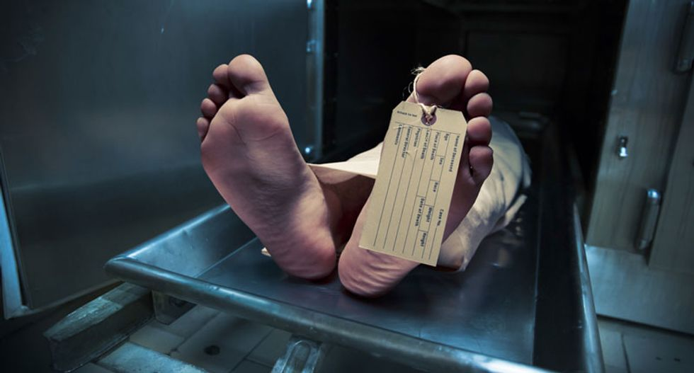This is what science says happens to your body after you die