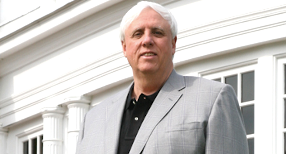 Billionaire coal executive leaves GOP to seek Democratic nomination for West Virginia governor