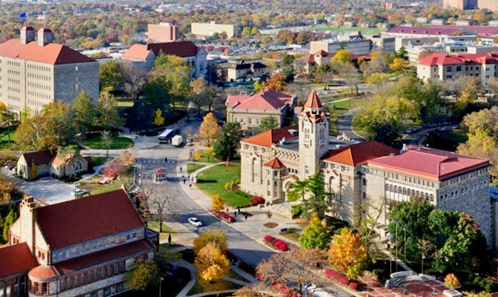 Police investigating reported rape of 16-year-old girl at Kansas University basketball dorm