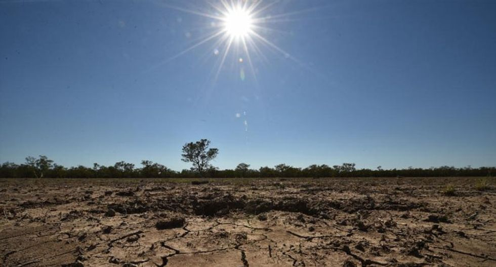 Underground desert aquifers could hold missing carbon