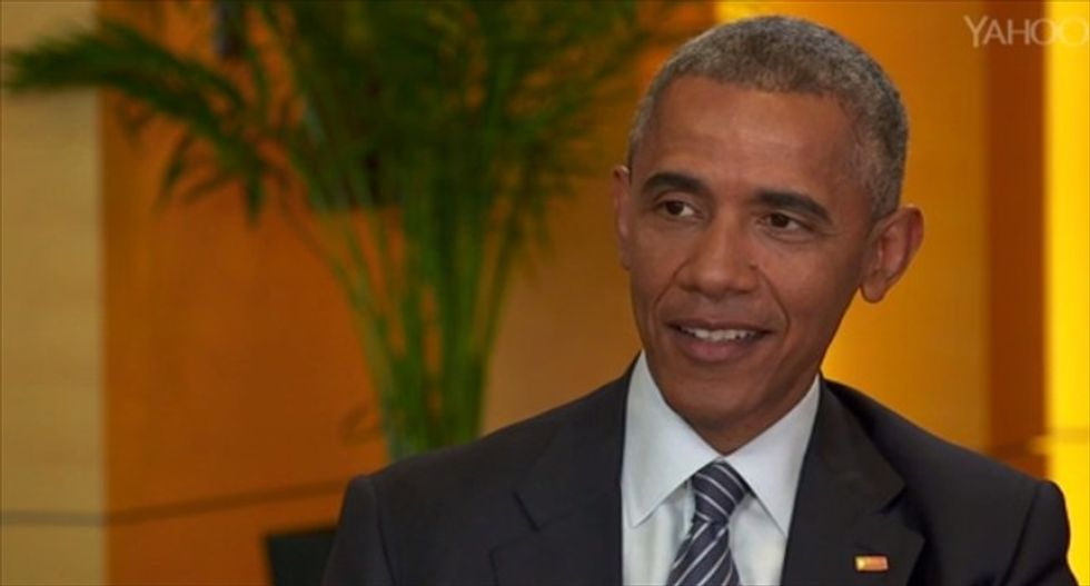Obama: Elizabeth Warren is 'absolutely wrong' in opposing push for fast-track authorization