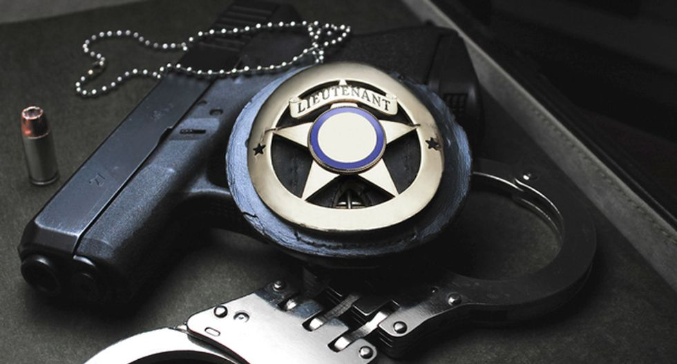 Badges, weapons, and uniforms: The strange case of California's fake Masonic police department