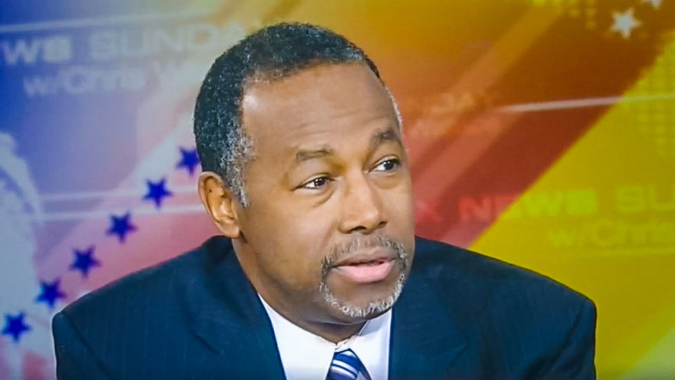 Ben Carson: Republicans have to stop letting progressives bully Christians