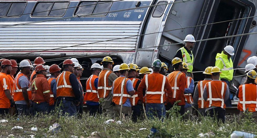 White House criticizes House Republicans for planned $252 million cut to Amtrak after derailment