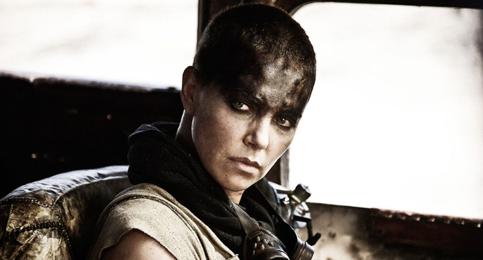 'Mad Max' man-hatin': In a world gone mad, women kick ass while men's rights man-boys weep and wail
