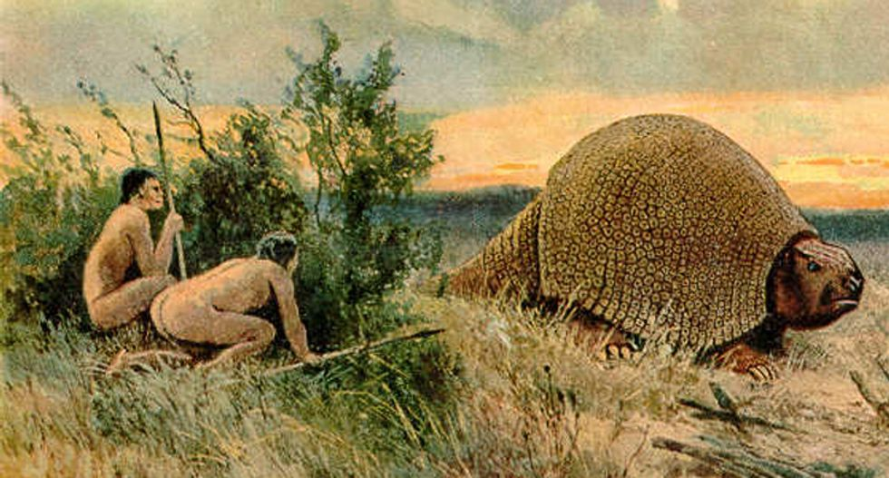 Early men and women were equal, say scientists