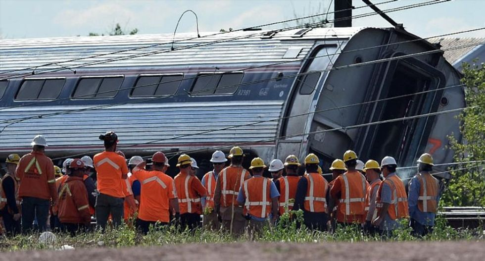 Amtrak: How America lags behind rest of developed world on train safety