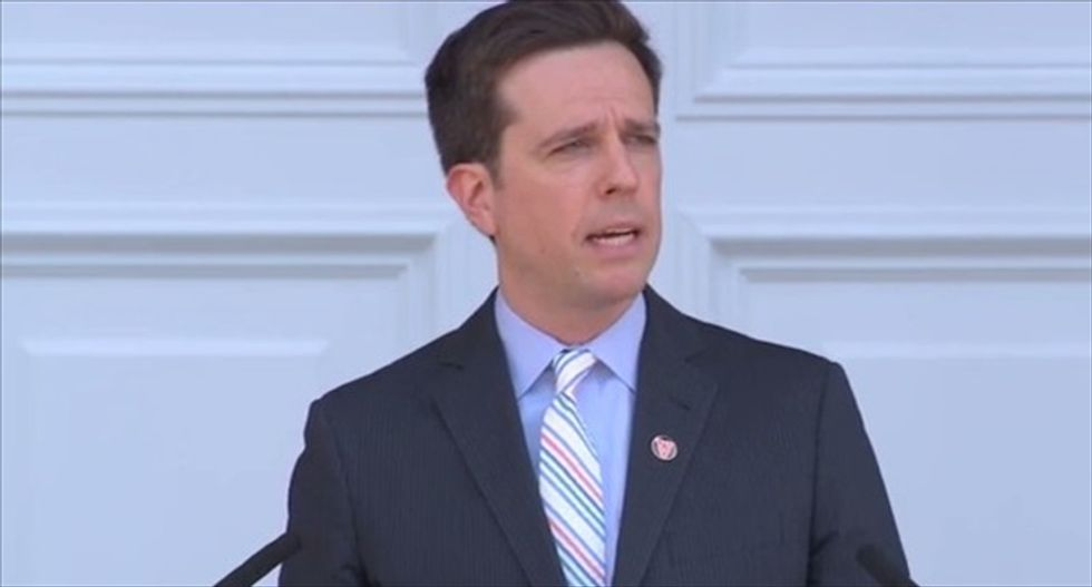 Ed Helms slams CNN and Fox News on Baltimore coverage: 'There are a lot of Americans in a lot of pain'