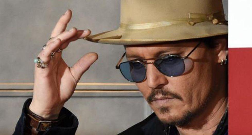 Johnny Depp's dogs face death in Australia
