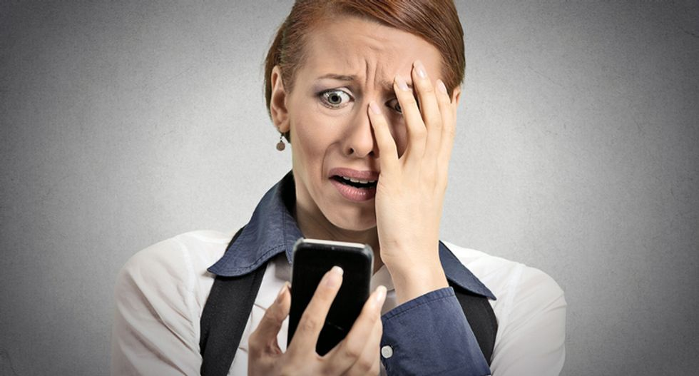 Worker claims she was fired for deleting creepy GPS app that tracked her 24 hours a day