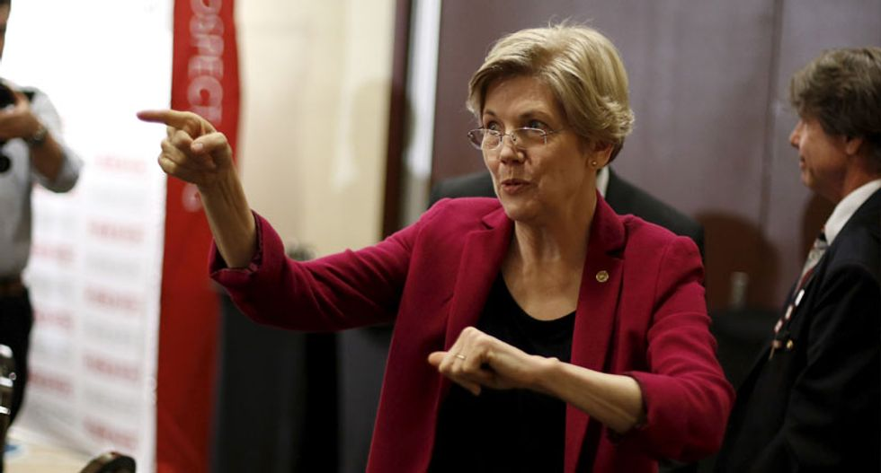 Obama attacks Elizabeth Warren as fight over Pacific trade pact turns personal