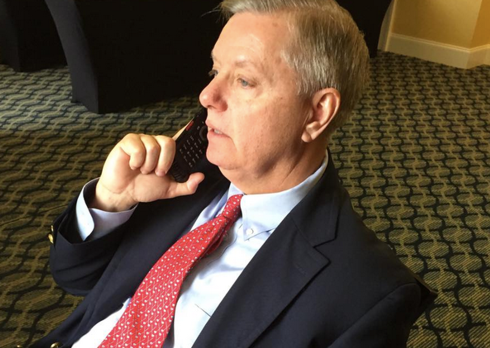 Republican Lindsey Graham to give important 2016 update: media reports