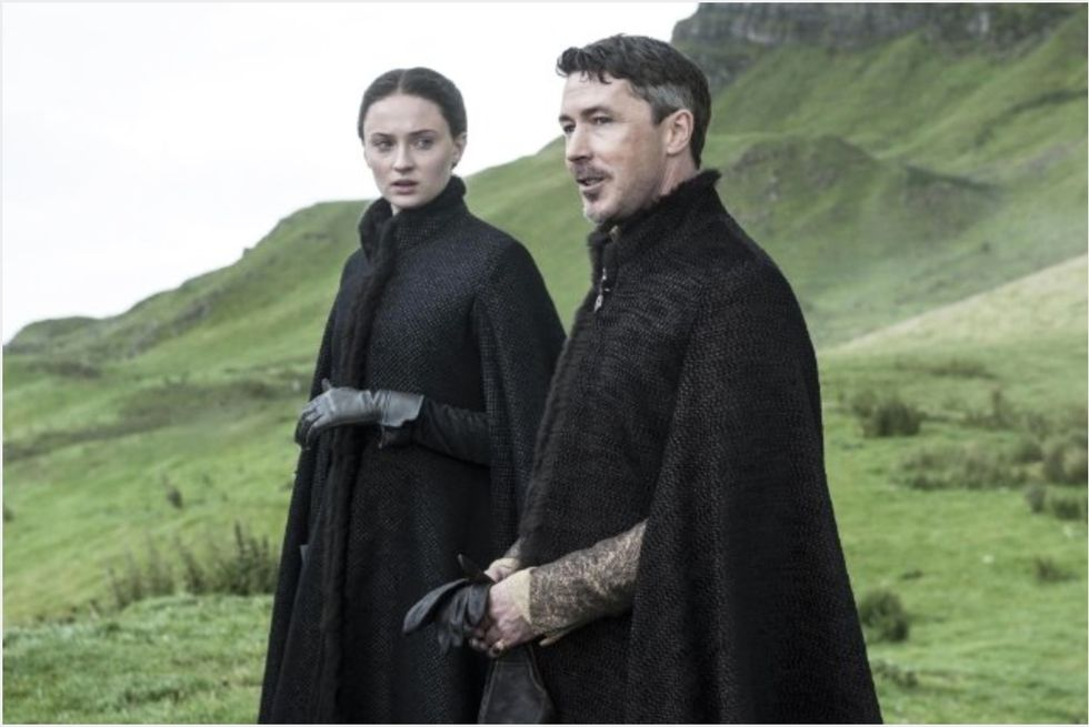 Game of Thrones's Littlefinger is a great satire of the pick-up artist