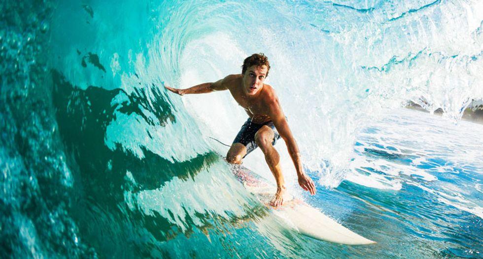 California's surf wars: Wave 'warlords' go to extreme lengths to defend their turf