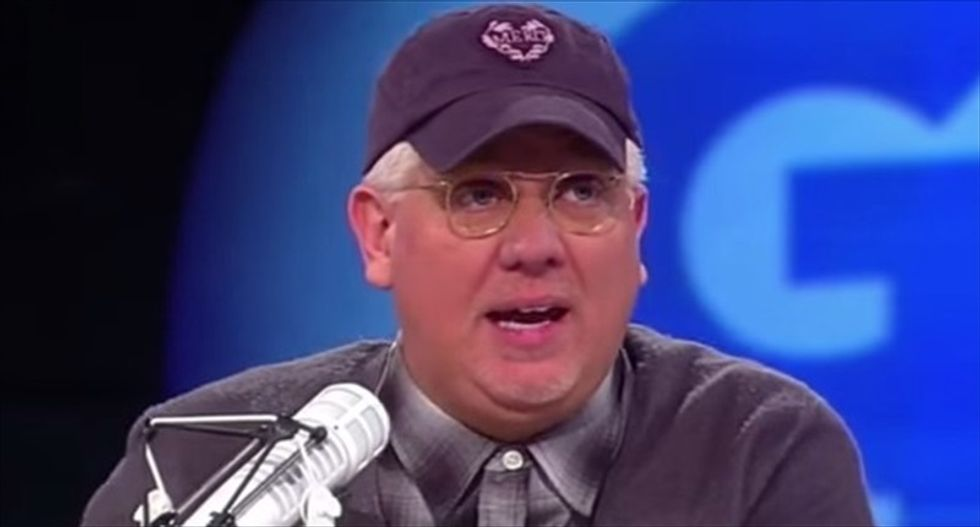 Glenn Beck trolls the preppers with ISIS: 'I would suggest that you prepare for all-out war'