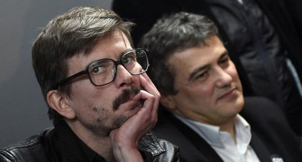 'Each issue is torture': Top cartoonist Luz to leave Charlie Hebdo