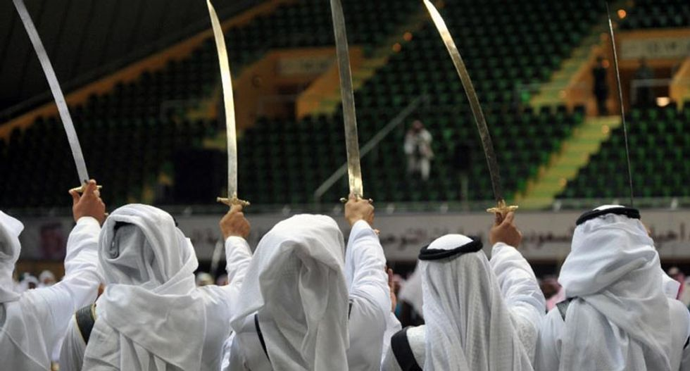 Saudi Arabia advertises for swordsmen as execution rate soars