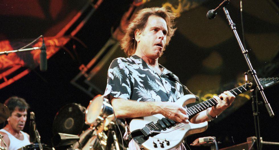 What a long strange trip it's been: Grateful Dead's last tour setting box office records