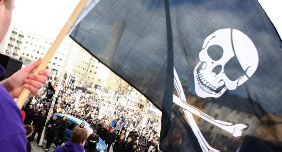 Sweden seizes Pirate Bay web domains -- but fails to take torrent website offline