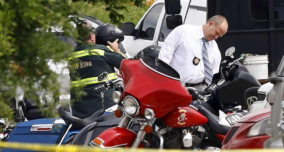 About 1,000 weapons -- some hidden in food -- found at scene of deadly Texas biker gang fight