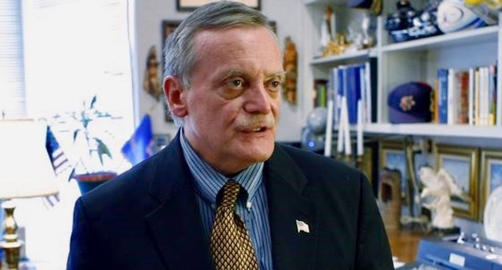 Former Pennsylvania mayor sentenced to probation in museum case