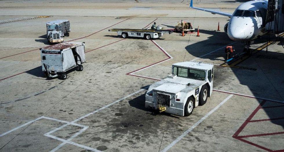 Airport baggage handlers accused of flying drugs throughout US