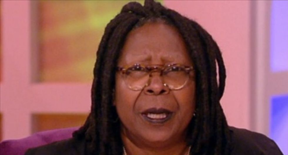 Whoopi Goldberg mocks 'dummy' Lindsey Graham and GOP contenders: They all want to be action heroes