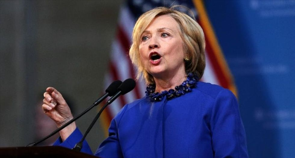 Federal court orders State Dept. to release thousands of Hillary Clinton's emails