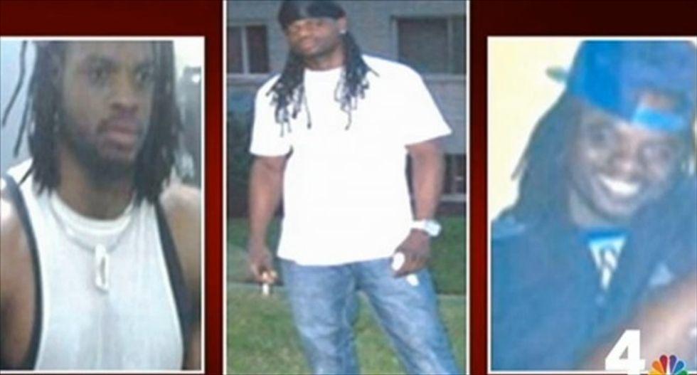 Suspect taken into custody in Washington DC quadruple murder