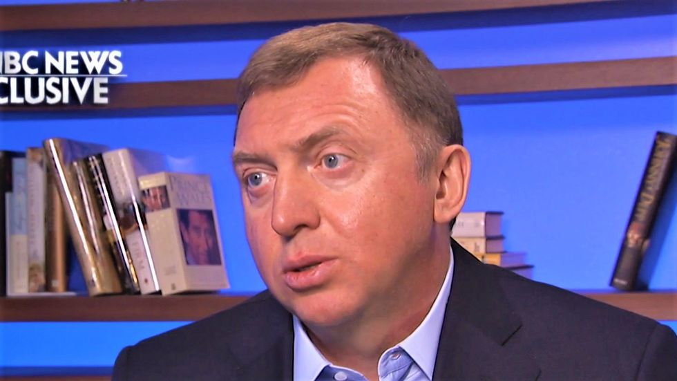 Russian oligarch says Mueller asked him for 'truckloads' of documents -- and he refused to comply