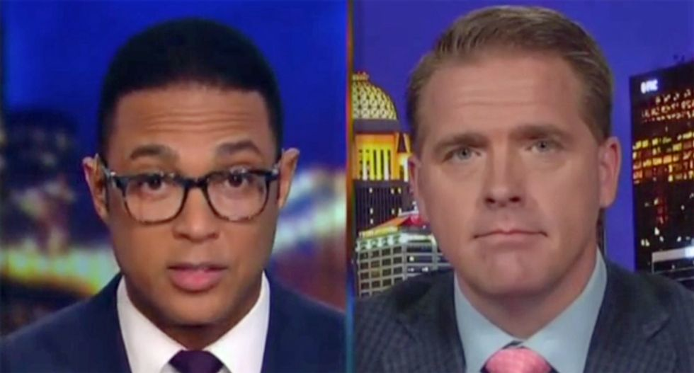 'The bar is that low': Don Lemon reveals why he commended Republican analyst for mild criticism of Trump inciting violence