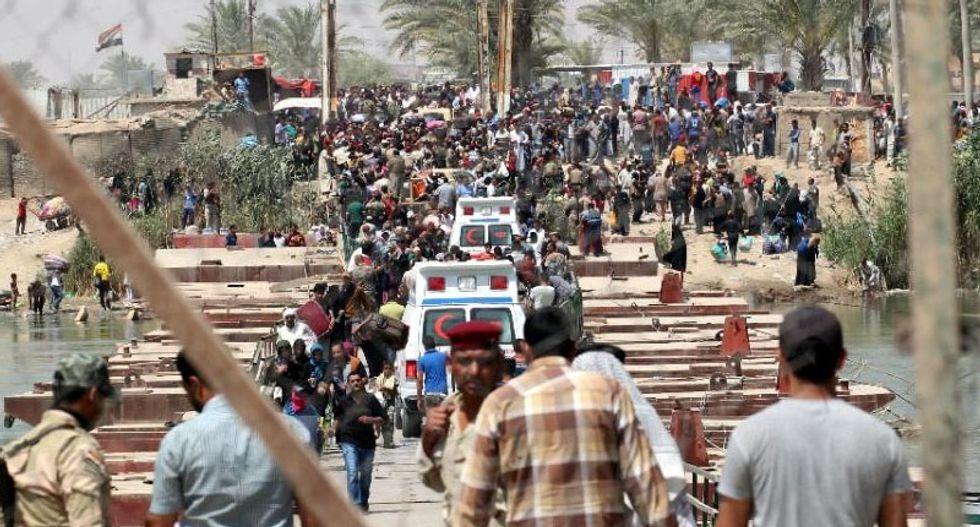 US taking 'hard look' at Iraq strategy after jihadists take over Ramadi