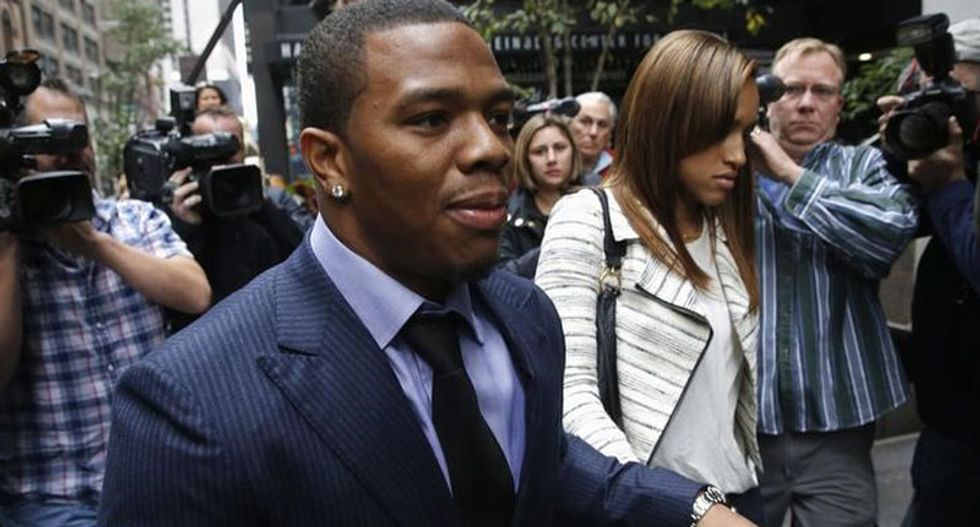 Domestic violence charges against former NFL player Ray Rice dismissed