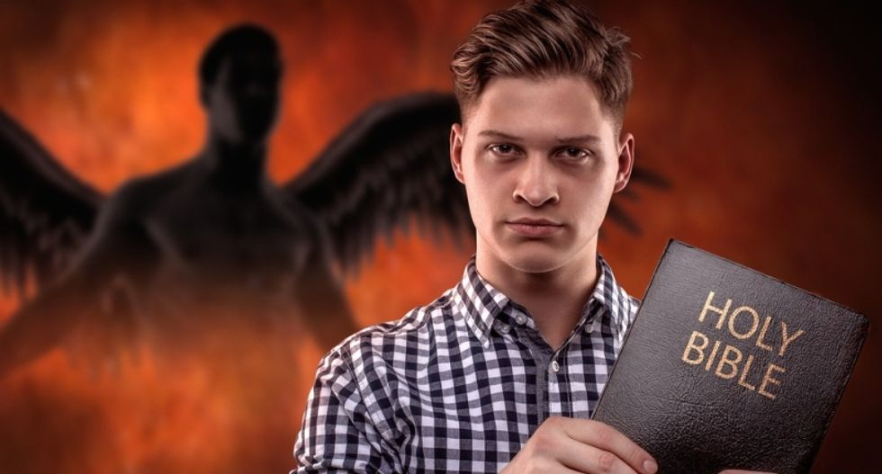 Gay teen considered suicide after pastor outed on Grindr told him he was doomed to hell
