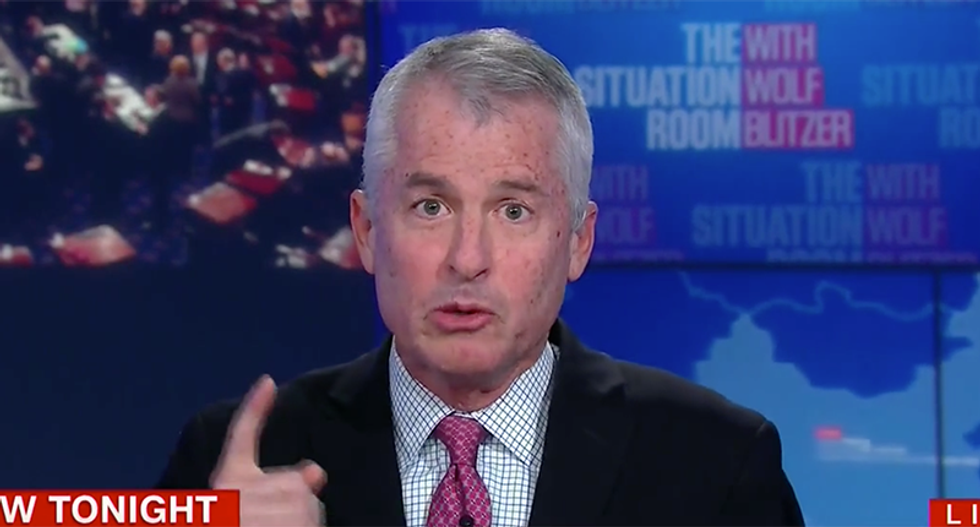 'Better than the Game of Thrones': Ex-CIA officer Phil Mudd fascinated by timing of Mike Flynn revelations