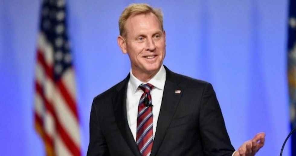Trump nominates 'embodiment of the military-industrial complex' Patrick Shanahan to lead Pentagon